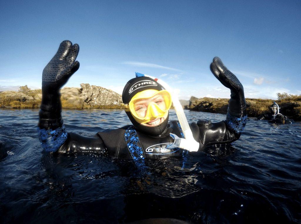 Snorkel-Troll